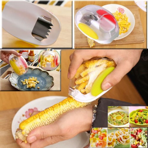 Foto Produk Parutan / Pengupas / Penyerut Jagung Unik / Pisau / Corn Peeler Strip - CORN dari I-Tech Accessories HP