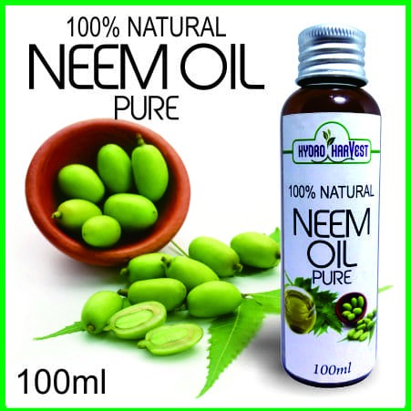 Foto Produk NEEM OIL PURE 100ML MINYAK BUAH NIMBA murah dari Helook Hydro Shop