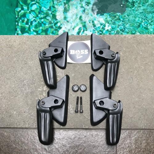 Foto Produk Footstep / Foot Rest Modern Vespa LX LXV S dari Boss Vespa