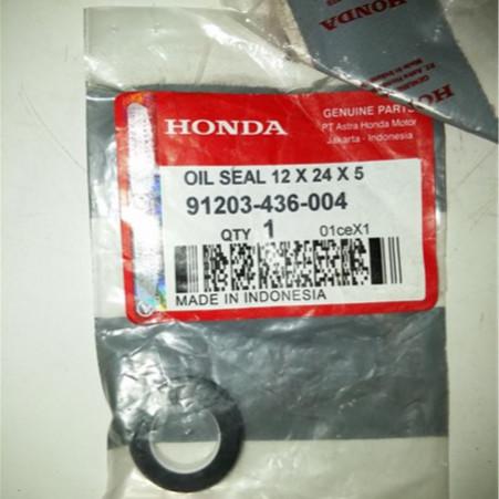 Foto Produk Sil & Seal Water Pump Vario & Cs1 Original Honda dari Lestari Motor 2