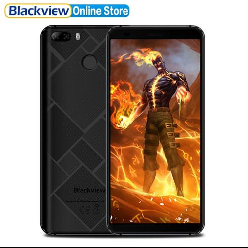 """Foto Produk Blackview S6 5.7""""18:9 Aspect Ratio Infinity Screen Mobile Phone MTK673 dari GNFALS Shop2"""