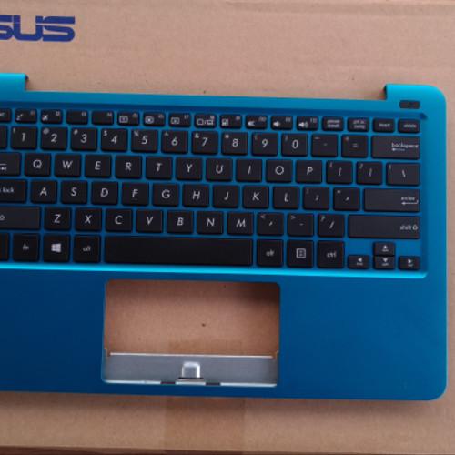 Foto Produk Keyboard Frame Case Casing Asus E202 E202S E202sa E202M E202ma dari Genesis Comp