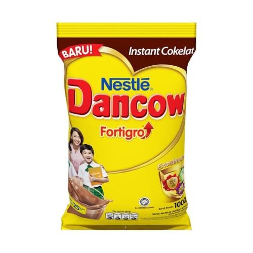 Foto Produk DANCOW SUSU COKELAT FORTIGRO REFILL 1000GR dari TIPTOP Online Store