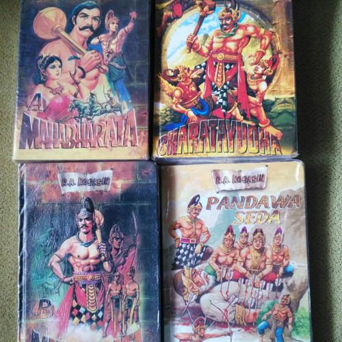 Foto Produk Komik Serial Mahabharata, Bharatayuda, Pandawaseda karya RA Kosasih dari Koleksi Mahabharata