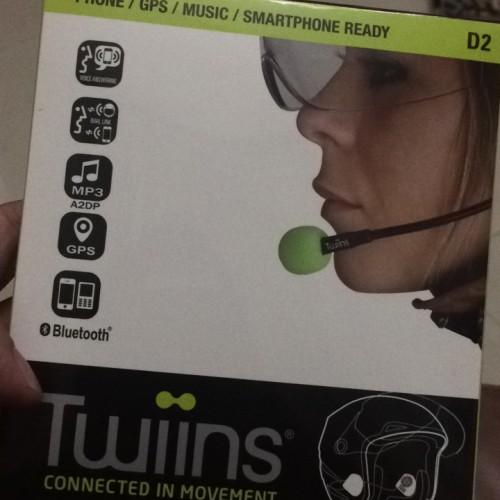 Foto Produk Twiins D2 Helmet Bluetooth dari Adam