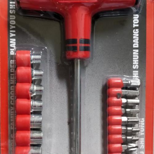 Foto Produk Obeng Sok T set dari Tools Specialist