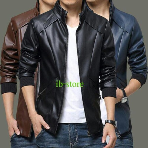 Foto Produk T-Kio Leather Jacket - Street Edition dari T-Kio Shop