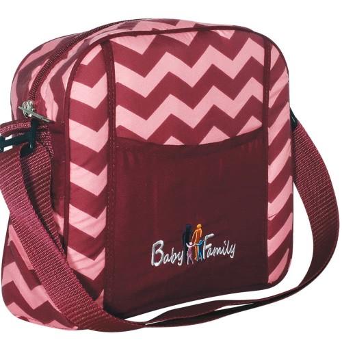 Foto Produk BABY SCOTS Tas Kecil Popok/Perlengkapan bayi Family 3 - Diapers Bag - Biru dari Baby Scots