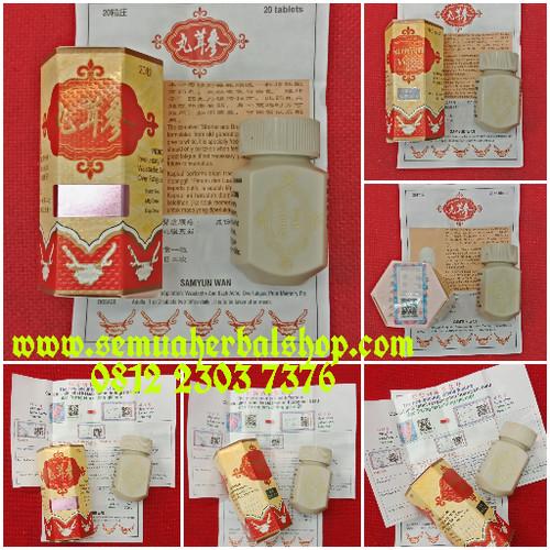 Foto Produk Sam Yun Wan, Obat gemuk herbal berkualitas dengan harga terjangkau dari SemuaHerbal
