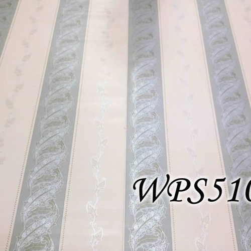 Foto Produk WPS510 STRIPE N TWIST WALLPAPER STICKER  WALPAPER DINDING dari radja dinding