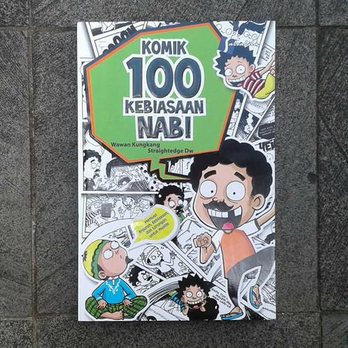 Foto Produk Komik Anak Muslim : 100 Kebiasaan Nabi #1 - Komik Islam dari bukulaku.id