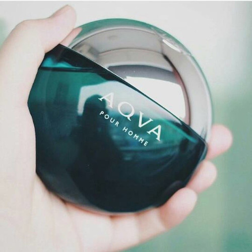 Foto Produk parfum original eropa 100% bergaransi bvlgari aqva pour homme big size dari Panavox