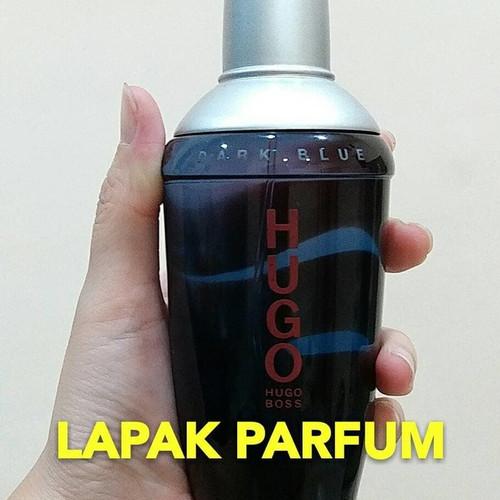 Foto Produk parfum original eropa 100% bergaransi hugo boss dark blue dari Panavox
