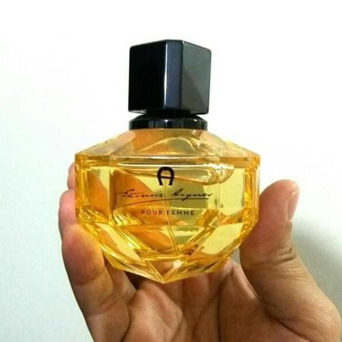 Foto Produk parfum original eropa 100% bergaransi aigner pour femme dari Panavox