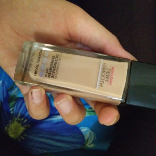 Foto Produk Preloved maybelline fitme dewy smooth  dari nanashoppu