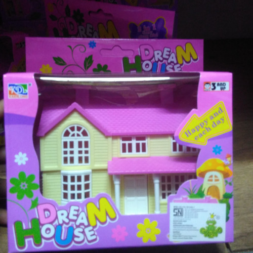 Foto Produk MAINAN ANAK DREAM HOUSE MINI dari nambeng toys