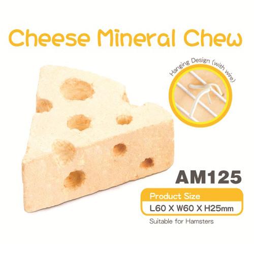 Foto Produk AM125 Chesee Mineral Chew for Hamster Batu Gigitan Hamster dari Hime petshop