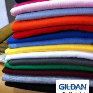 Foto Produk kaos polos Gildan termurah dari Rumah horti