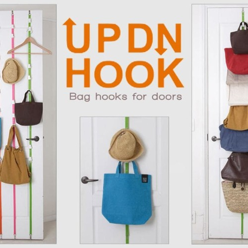 Foto Produk UP DN HOOK ( back hocks for doors )Hanger Gantungan Tas,Topi,baju dari kostarika shop