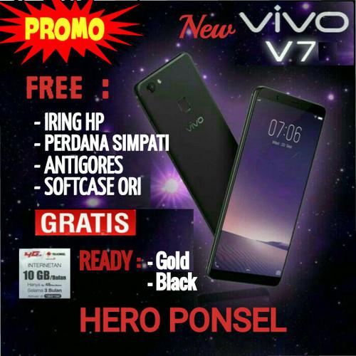 Foto Produk VIVO V7 GARANSI RESMI VIVO INDONESIA dari HERO PONSEL.