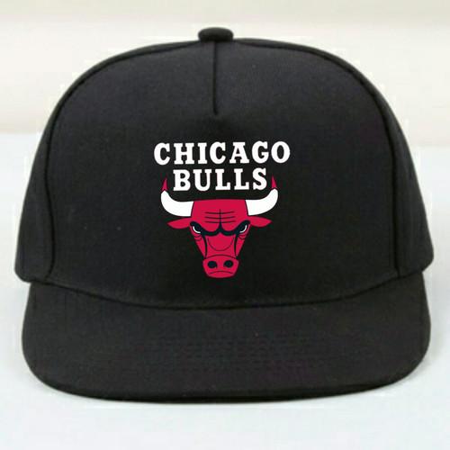 Foto Produk topi snapback chicago bulls dari Saturday24H