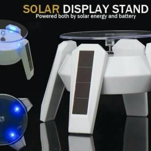 Foto Produk Solar Display - Putih dari Cahaya Senja