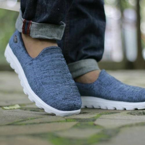 Foto Produk Sepatu Skechers New Colour For Man Size 39-43 sepatu pria slop terbaru dari Side Sport