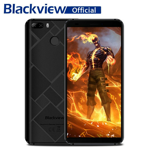 Foto Produk Blackview S6 18:9 aspects ratio dari devans shop