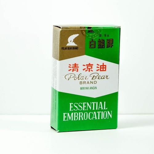 Foto Produk Polar Bear Brand Essential Embrocation (Minyak Angin) 18cc dari sehatjaya88