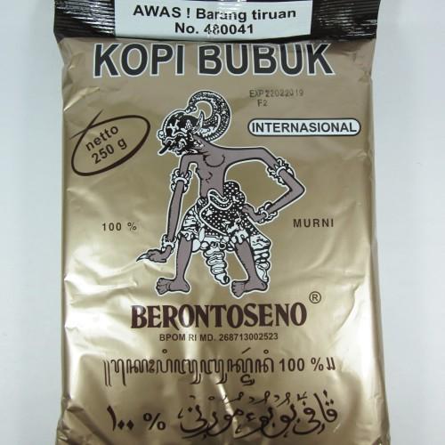 Foto Produk KOPI BUBUK BERONTOSENO REFILE 250g dari Bilka Supermarket