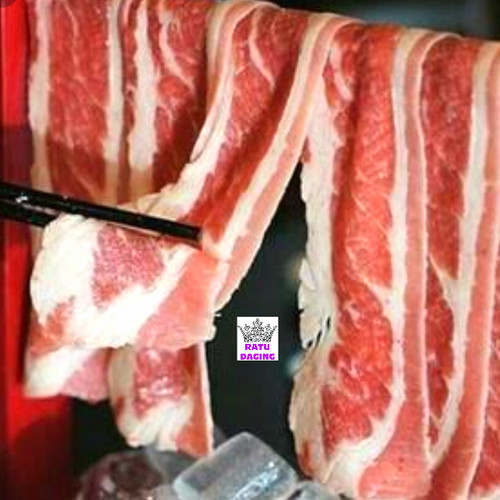 Foto Produk USA Beef Slice - Juicy Tender High recomend!! Resto Quality@500gr/pack dari Ratu Daging