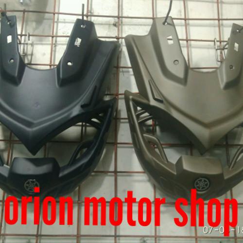 Foto Produk Kedok cover topeng NMAX transformer dari ORION MOTOR SHOP