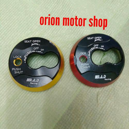 Foto Produk cover kunci kontak BAD NMAX dari ORION MOTOR SHOP
