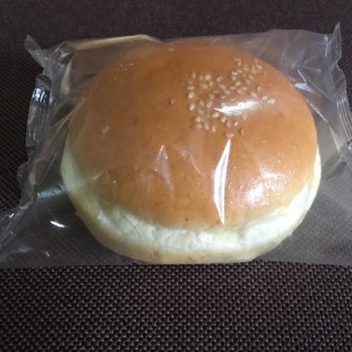 Foto Produk Roti Bun Burger Jumbo 12cm Full Wijen dari MM Teknik