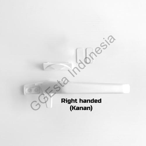 Foto Produk Interlock Assa Abloy NZ Rambuncis Avon Window Handle White dari GGEsta Indonesia