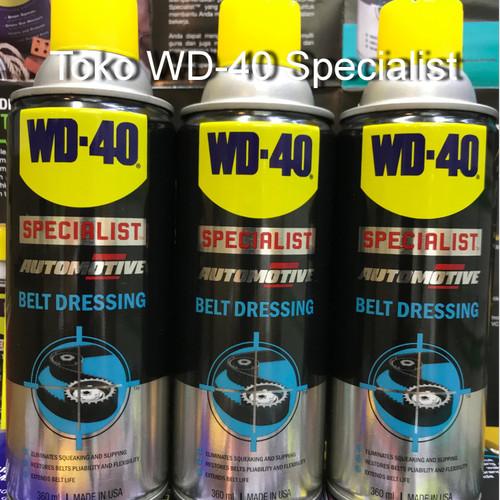 Foto Produk WD 40 Belt Dressing / WD40 Belt Dressing dari WD-40 Specialist