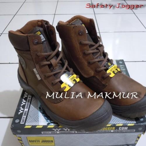 Foto Produk Sepatu Safety Jogger RUSH S3 dari Mulia Komputer