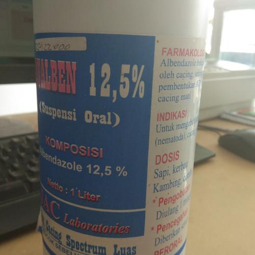 Foto Produk JAVALBEN 12,5% dari AT-TIn
