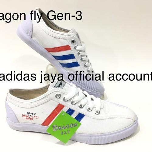 Foto Produk Sepatu dragon fly Khusus eceran  - Hitam, 37 dari adidas jaya