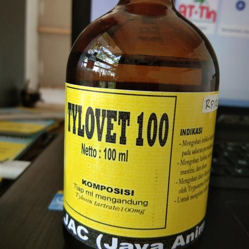 Foto Produk TYLOVET 100 -10‰ INJ dari AT-TIn