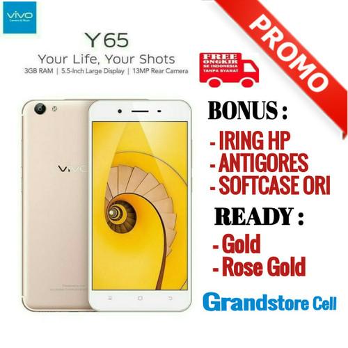 Foto Produk VIVO Y65 GARANSI RESMI VIVO INDONESIA dari Grandstore cell