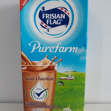 Foto Produk Frisian Flag Susu UHT Coklat 900 ML dari Jakarta Kitchen Centre
