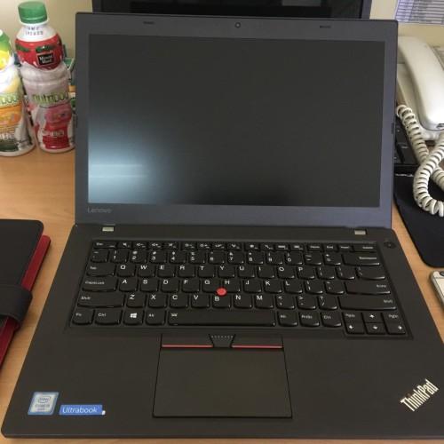 Foto Produk Lenovo Thinkpad T450 i5 VPro 5300 RAM 8GB SSHD 500GB GARANSI 2019 T460 dari Mac Thinkpad Lover