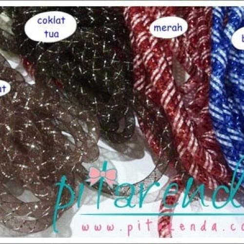Foto Produk SALE PITA-01 : Pita Selang Jala (CEK STOK SEBELUM ORDER) per METER dari Rezafanya
