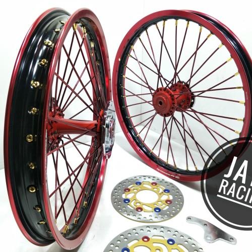 Foto Produk veLg TDR ring 17 Lebar 160 140 Vixion new - Cb 150 R - Cbr 150 R Spket dari jaya racing