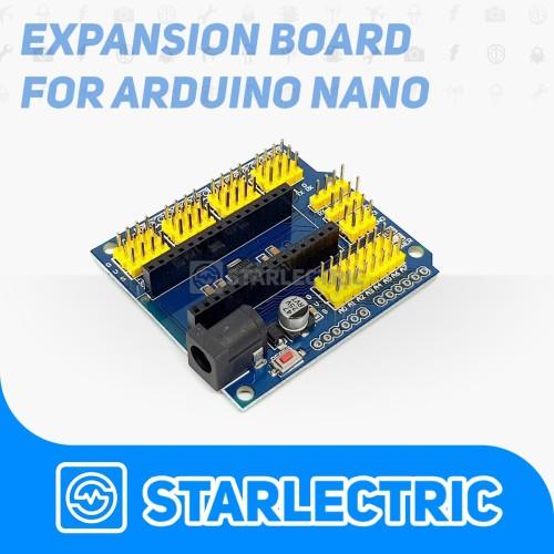 Foto Produk Expansion Board Shield for Arduino Nano & Uno dari Starlectric