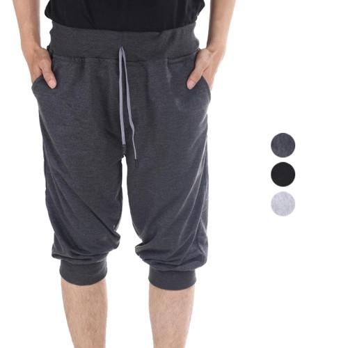 Foto Produk [Dapat 3pcs] Celana jogger JUMBO polosan / 3 warna dari Valatex