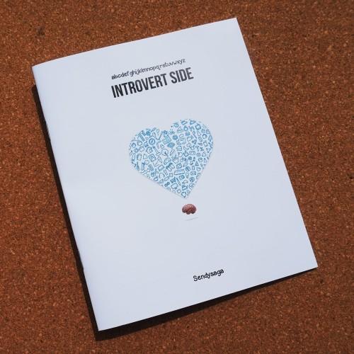 Foto Produk Minibook - INTROVERT SIDE dari Sendysaga