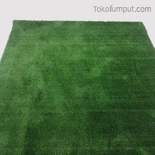 Foto Produk rumput sintetis golf 1 cm Ukuran 25*25 CM Harga Promo dari tokorumput