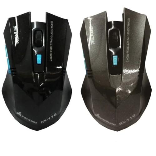 Foto Produk Rexus RX-110 Wireless Avenger Gaming Mouse dari RazzaaqStore